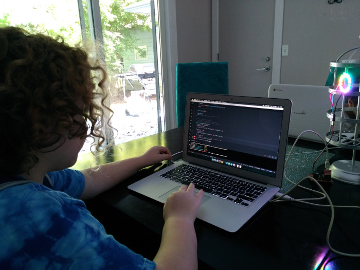 Teaching my kid to code with Arduino - FMPWizard's blog